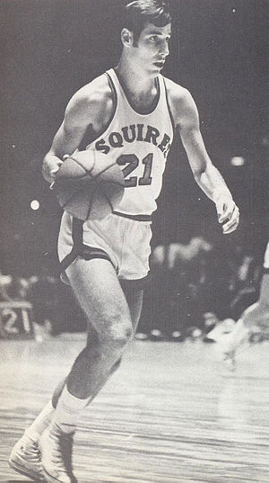 Dana Pagett - Pagett during his tenure with the Virginia Squires.