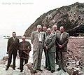 Dana Point Harbor planning dignitaries, 1957 (29909892481).jpg