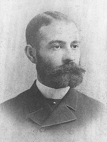 Daniel Hale Williams, c. 1900.