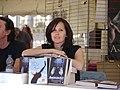 Danielle Trussoni - Comédie du Livre 2011 - Montpellier - P1160144.jpg