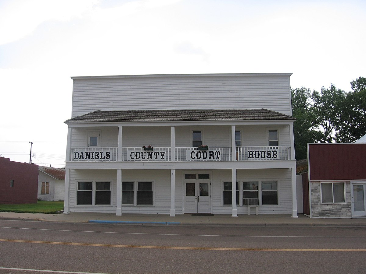 """daniels county Established in the mid-century, 1951 according to one source, the daniels county fairgrounds now proudly hosts what organizers call the state's best """"family."""