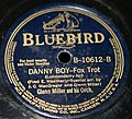 Danny Boy Glenn Miller 78 10612.jpg