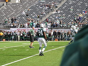 Darrelle Revis - Revis with the Jets in 2011.