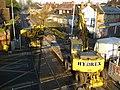 Datchet, High Street level crossing - geograph.org.uk - 1075352.jpg