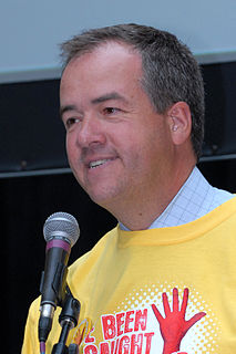 Dave Bronconnier Canadian politician