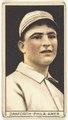 Dave Danforth, Philadelphia Athletics, baseball card portrait LCCN2008678381.tif