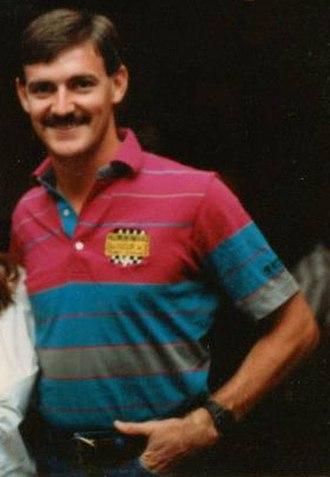 1992 Hooters 500 - Davey Allison