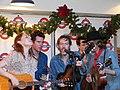 David Rawlings Machine Waterloo Records Austin TX December 2009.jpg
