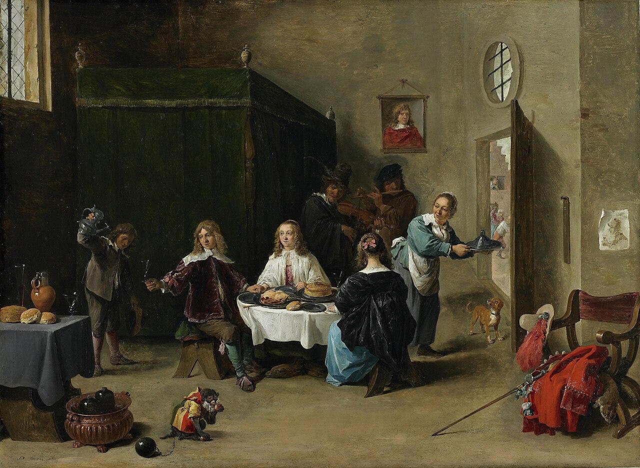 Картинки по запросу painting david teniers