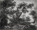 David Vinckboons - Waldlandschaft mit Jagdszene - 2158 - Bavarian State Painting Collections.jpg