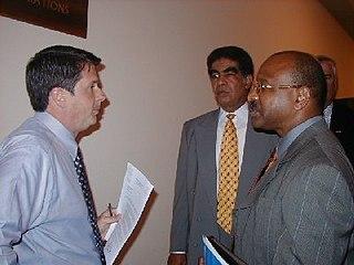 Eddie Jordan (attorney) district attorney for Orleans Parish, Louisiana from 2003 until 2007