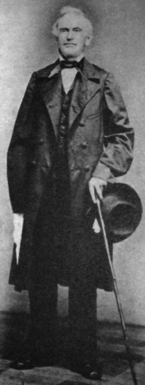 David Whitmer - Image: David Whitmer 1864