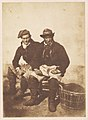 David Young and Unknown Man, Newhaven MET DP310792.jpg