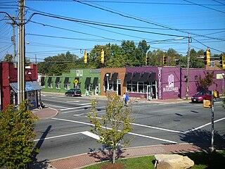 NoDa (Charlotte neighborhood) Place in North Carolina, United States