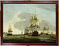 De Groenlandvaarder 'Zaandam' van rederij Claes Taan en Zn, Zaandam, op de walvisvangst Rijksmuseum SK-A-4065.jpeg