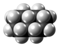Decalin molecule spacefill from xtal.png