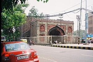 Delhi Gate, Delhi - View of Delhi Gate from Old Delhi side