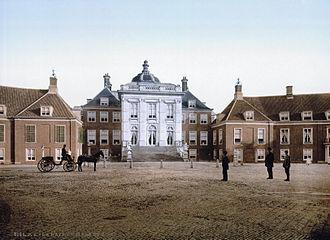 Pieter Post - Image: Den Haag Huis Ten Bosch 1900