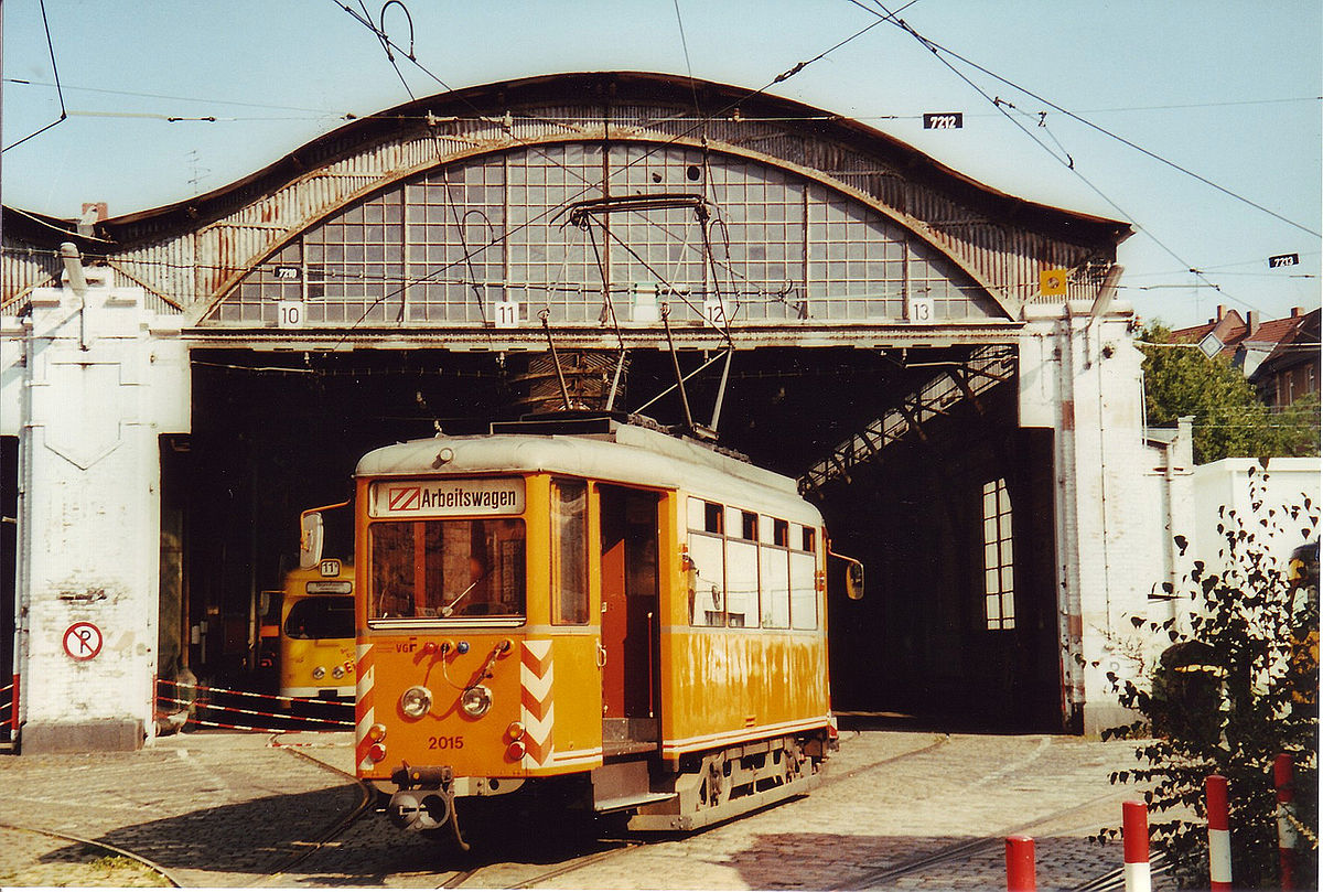 Bornheimer depot wikipedia for Depot frankfurt am main