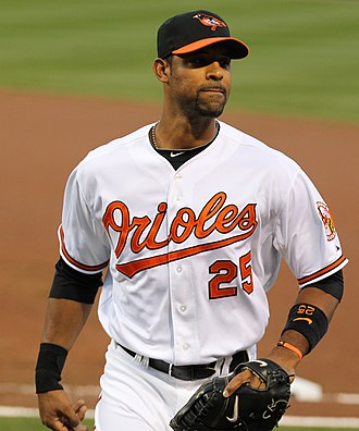 Derrek Lee - Lee with the Baltimore Orioles in 2011