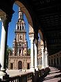 Desde la Plaza de España, Sevilla.JPG
