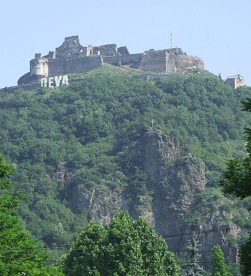 Deva Citadel, Romania