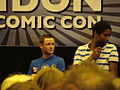Devon Murray & Alfie Enoch (5922605080).jpg