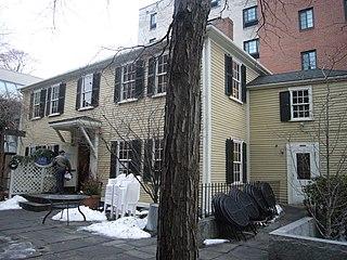 Dexter Pratt House United States historic place