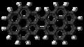 Dicoronylene 3D ball.png