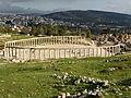 Die antike Stadt Gerasa (Jerash).JPG
