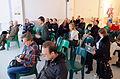 Diese Aufnahmen entstanden im Rahmen des 5. Wikimedia-Salon - Das ABC des Freien Wissens zum Thema Erinnerung am 27. Novemeber 2014 bei Wikimedia Deutschland. 21.JPG