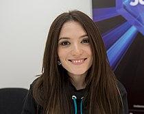 Dilara Kazimova, ESC2014 Meet & Greet 03 (crop).jpg