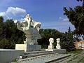 Dimitrovgrad Heads.JPG