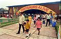 Dinosaurs Alive Exhibition - Science City - Calcutta 1995-June-July 179.JPG