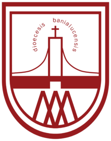 Diocese of Banja Luka coat of arms.png