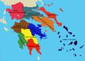 Dioikitiki diairesi 1833 map.PNG