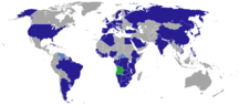 Angola-Foreign relations-Diplomatic missions of Angola