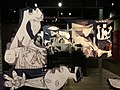 Display with Images of Picasso's Guernica - Museum of Peace - Gernika (Guernica) - Bascay - Spain (14627836212).jpg