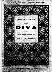 José de Alencar: Diva: perfil de mulher