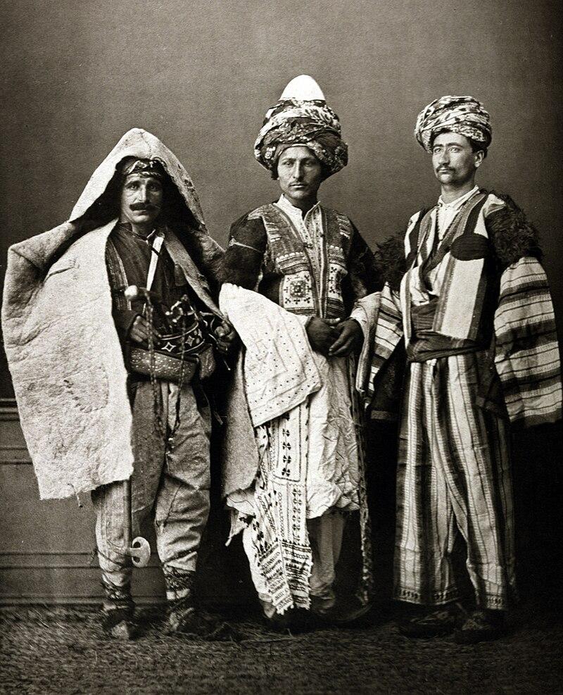 Diyarbekir shepherd, Mardin Kurd, Aljazeera Kurd, 1873.jpg