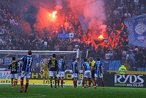 Tvillingderbyt - Tvillingderbyt in the 2014 Allsvenskan season.