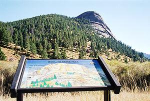 Mueller State Park - Dome Rock, Meuller State Park