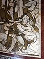 Domenico Beccafumi (disegno), Storie di Mosè sul Sinai, 1531, madre con bambino.JPG