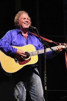 Don McLean with a weight of 79 kg and a feet size of N/A in favorite outfit & clothing style