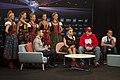 Donatan & Cleo, ESC2014 Meet & Greet 01.jpg