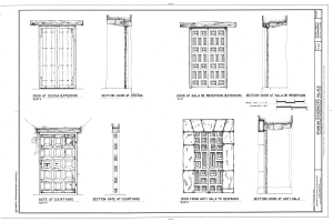 File Floor Plan Spanish Governor S Palace 105 Plaza De