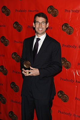 Doug Ellin at the 68th Annual Peabody Awards for Entourage.jpg