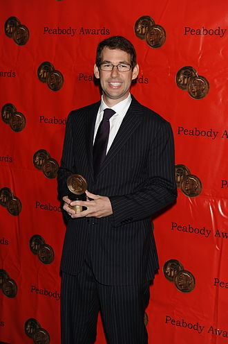 Entourage (U.S. TV series) - Doug Ellin at the 68th Annual Peabody Awards for Entourage