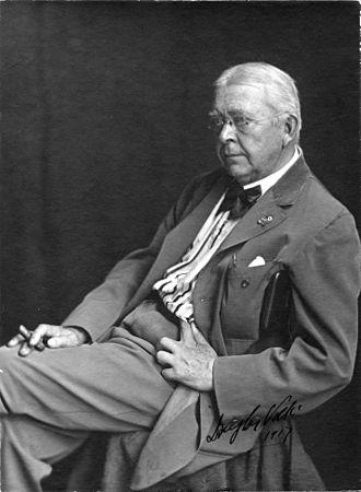 Douglas Volk - Douglas Volk in 1917.