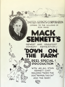 Down on the Farm by Mack Sennett Film Daily 1920.png